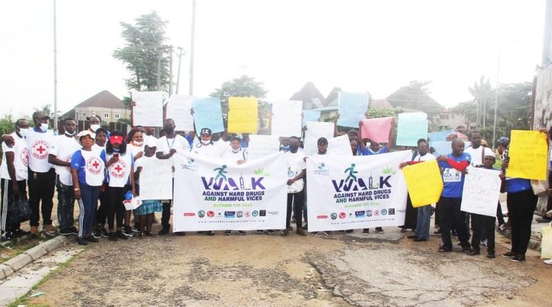 Walk Against Drug Abuse