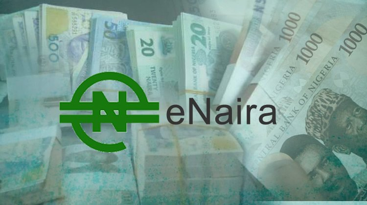 Fake eNaira Social Media Accounts
