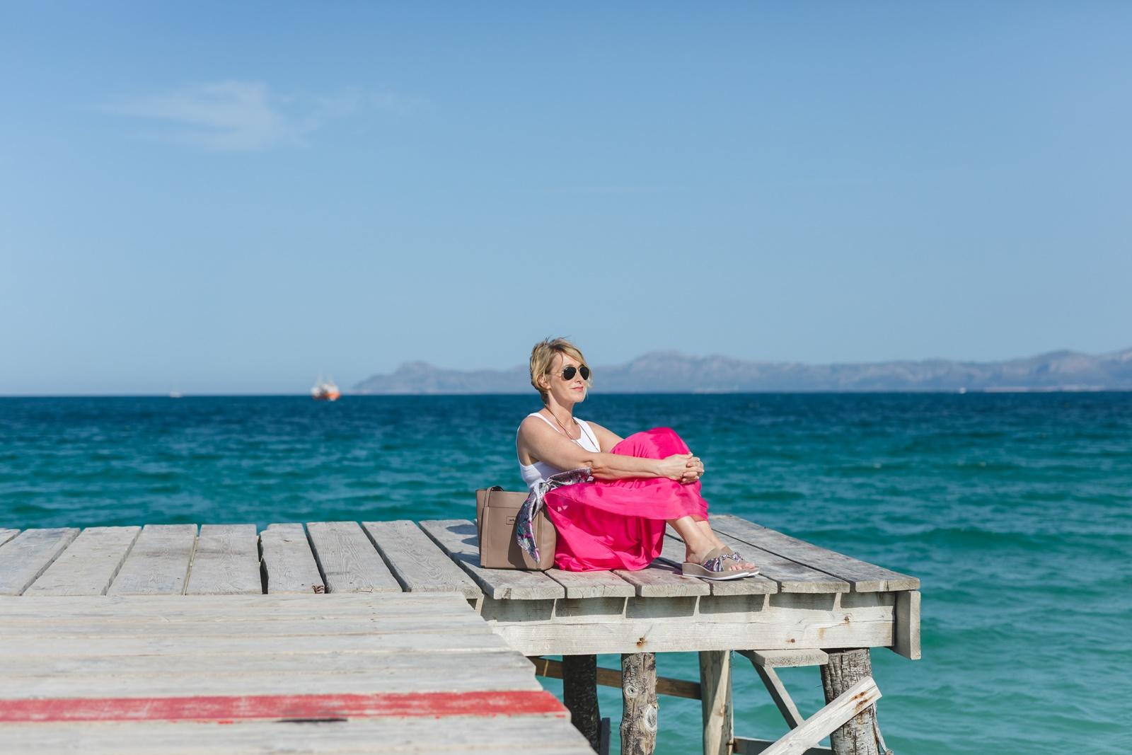 glamupyourlifestyle sommerschuhe ara-shoes ara-sandalen Mallorca ü40-blog ü50-blog bequeme-sommerschuhe