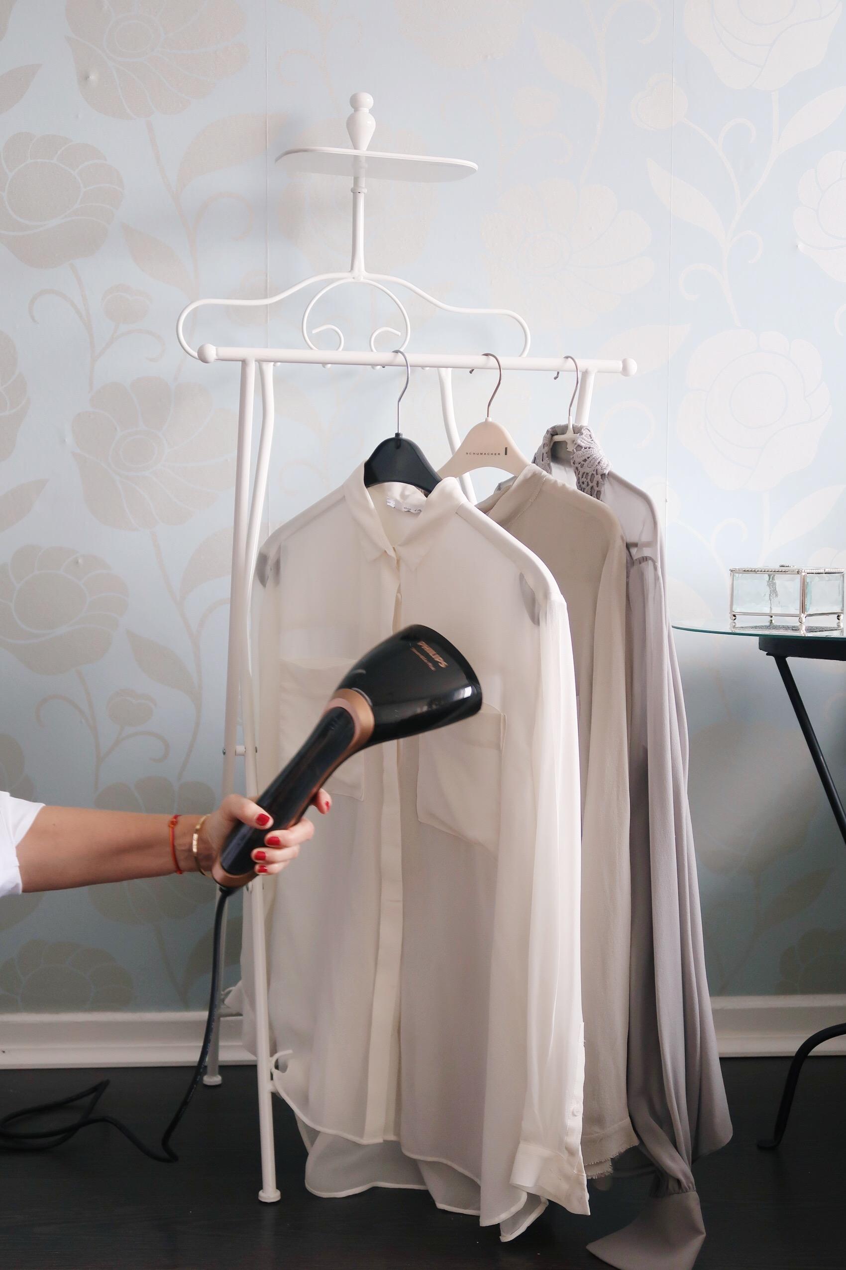 glamupyourlifestyle dampfbürste steam-go-plus Philips-Steam-go Steamer Bügeln Bügeleisen ü-40-blog ü-50-blog