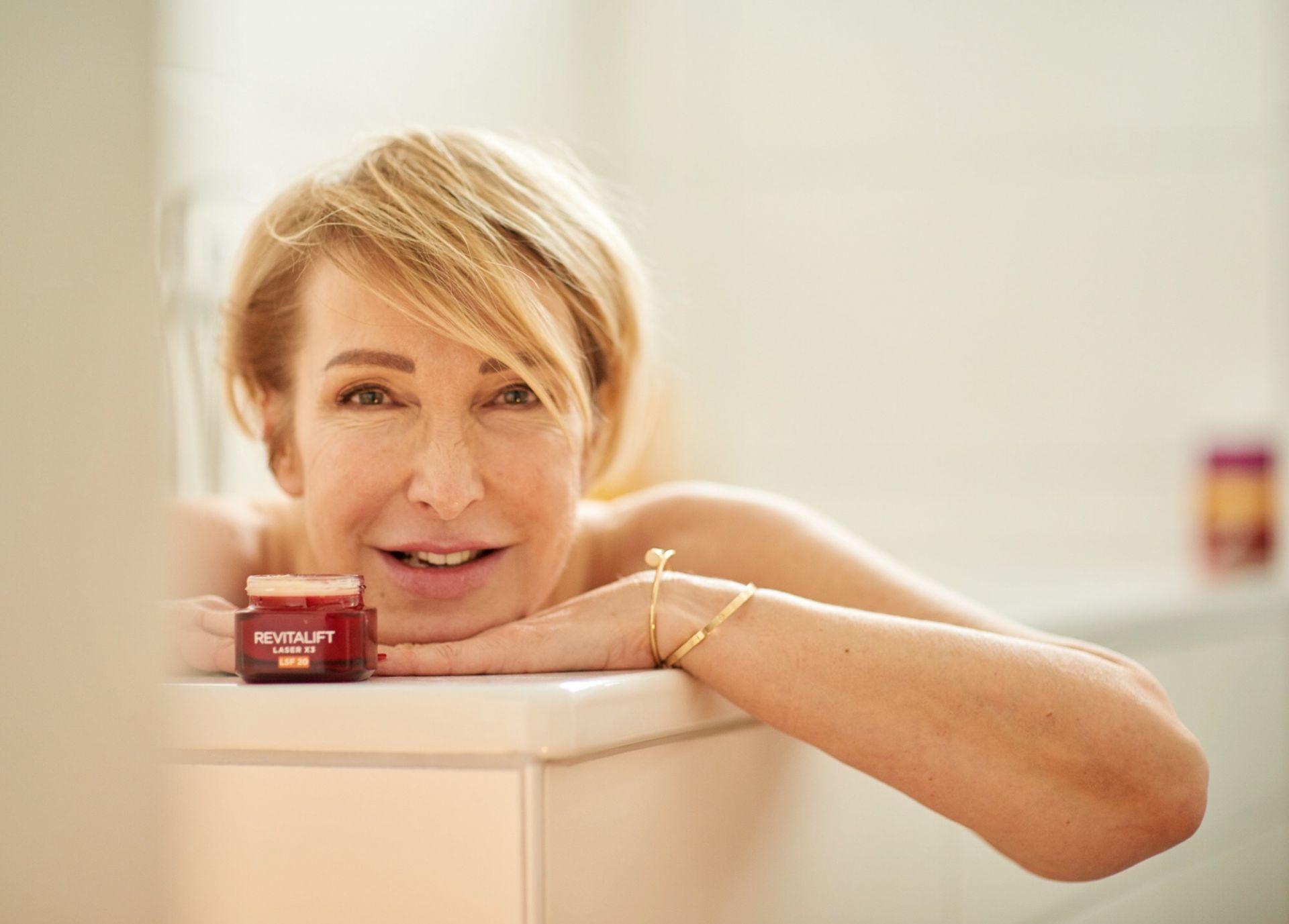 glamupyourlifestyle Haut Gesichtspflege Peeling Revitalift-Ampullen -Erfahrung ue-40-blog ue-50-blog