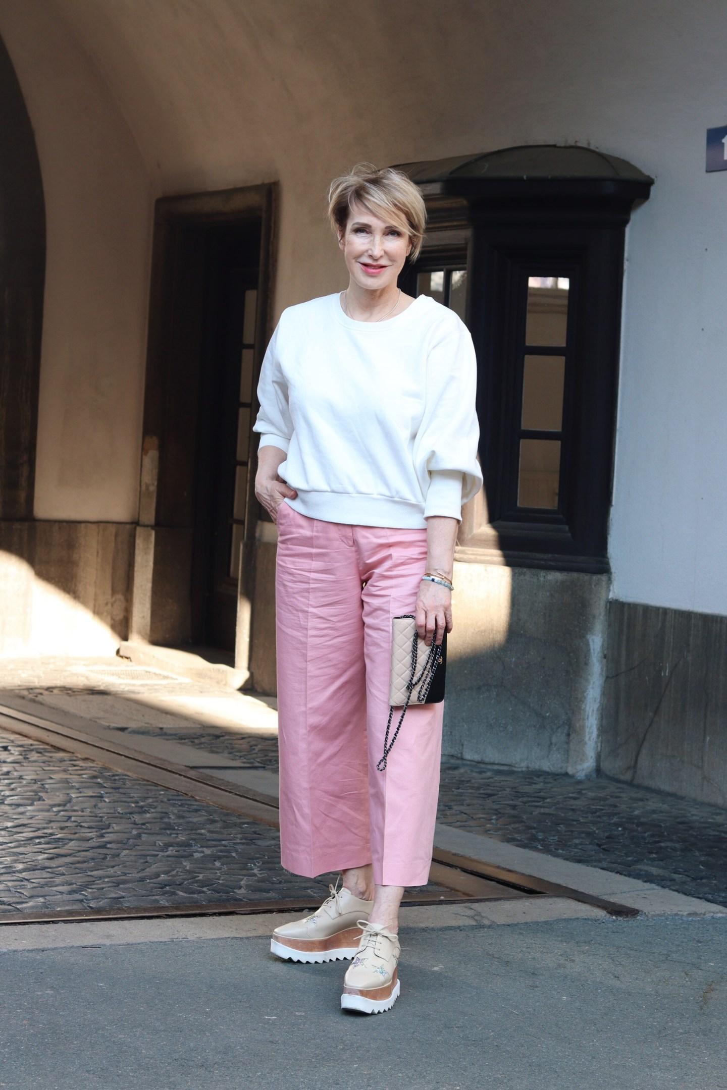 glamupyourlifestyle ue-40-mode ue-50-mode stella-Mccartney-Schuhe Fashion-Bloggerin