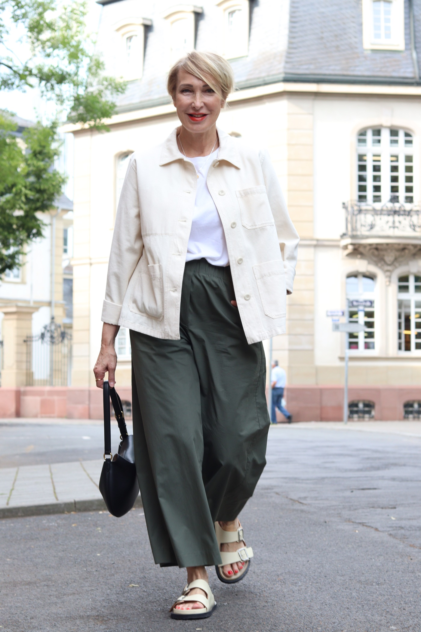glamupyourlifestyle weekend-max-mara instagram ue-40-mode ue-40-blog birkenstock-Jil-Sander