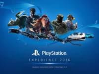 Jocurile care pot fi încercate în cadrul PlayStation Experience 2016