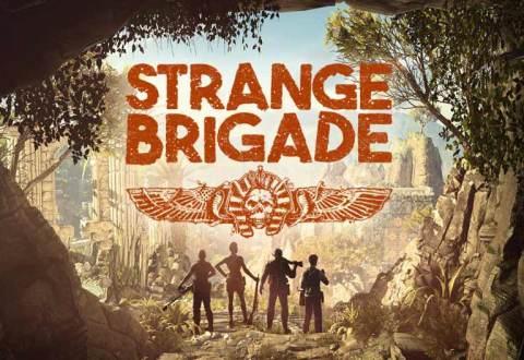 Rebellion anunță oficial Strange Brigade