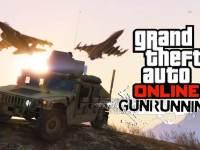 GTA Online Gunrunning va fi disponibil de săptămâna viitoare