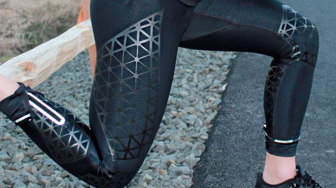 Nike Swift Tights im Winter