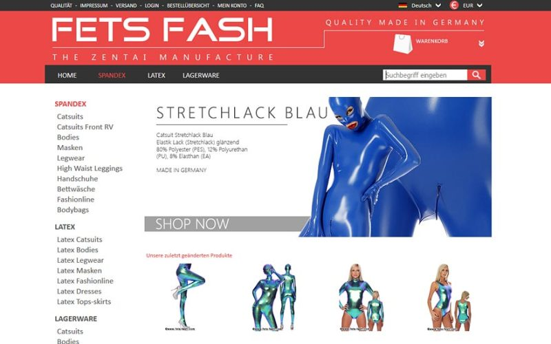 Fetsh-Fash-com Onlineshop