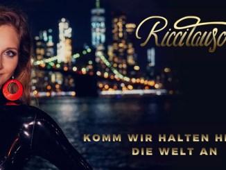 Ricci Tauscher - Komm wir halten heut die Welt an