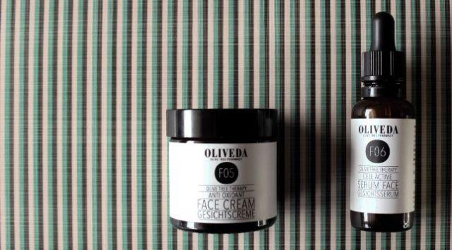 Oliveda F05 Face Cream Anti Oxidant Oliveda F06 Serum Cell Active