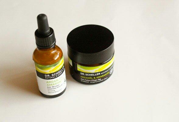 Dr. Scheller Gesichtspflege Arganöl & Amaranth