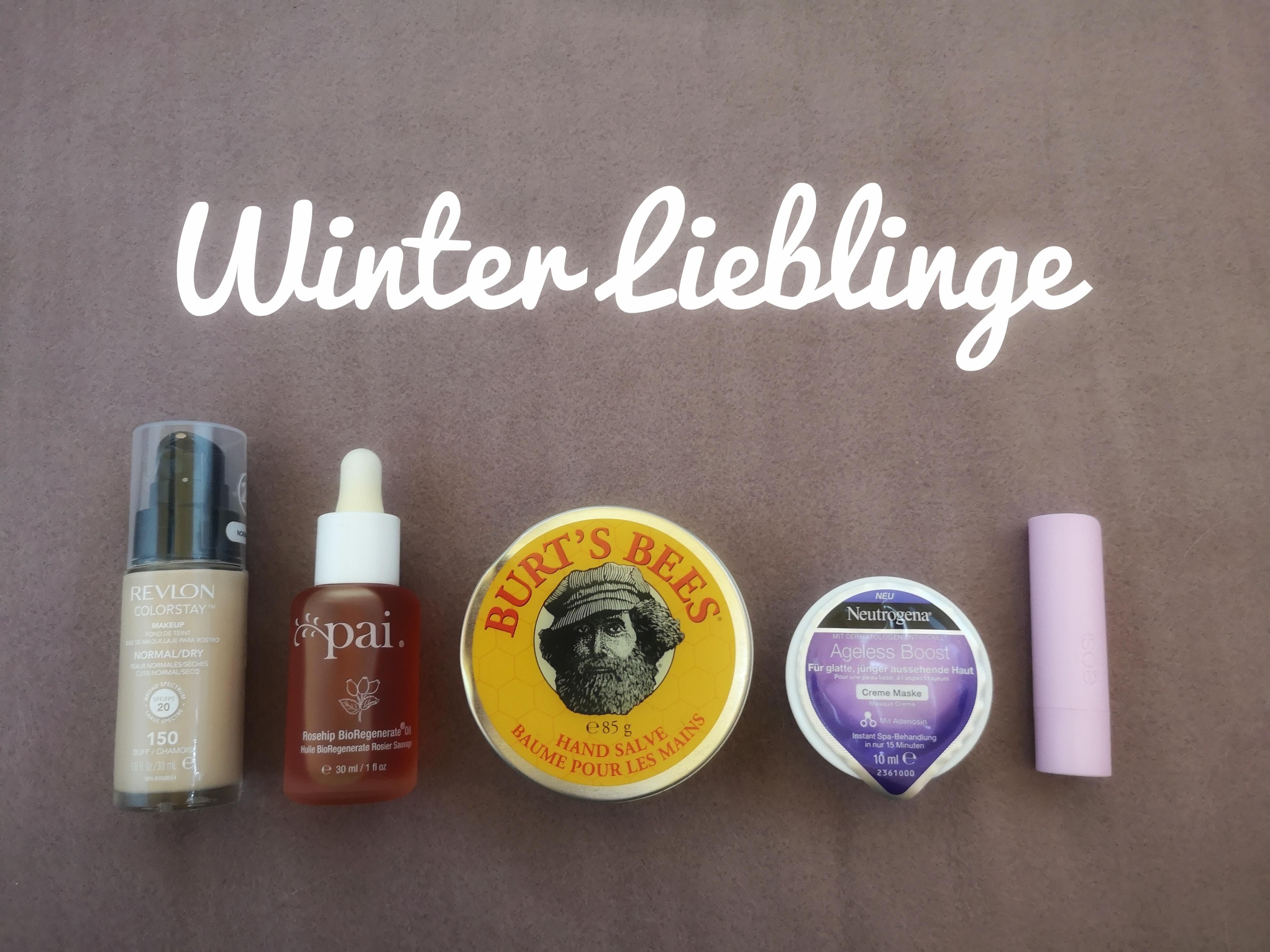 Winter Lieblinge 2019