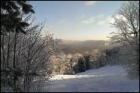 En attendant les skieurs... (Mont Alta, Val-David, Québec, janvier 2014)