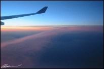 ...puis, il y eut... [II] (Quelque part au-dessus de l'Atlantique, les côtes normandes, janvier 2003.)