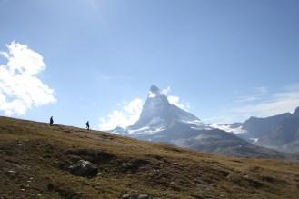 Vue sur le Cervin, Zermatt. Canon EOS 7D + EF-S 10-22mm f/3.5-4.5 USM.