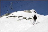 J'ai adoré ces skis, et cette station. (Whistler-Blackcomb, Colombie-Britannique, mars 2012)