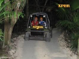 Les activités au parc d'Xplor.