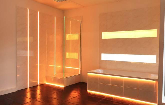 LED Beleuchtung  Glas Ortlieb GmbH