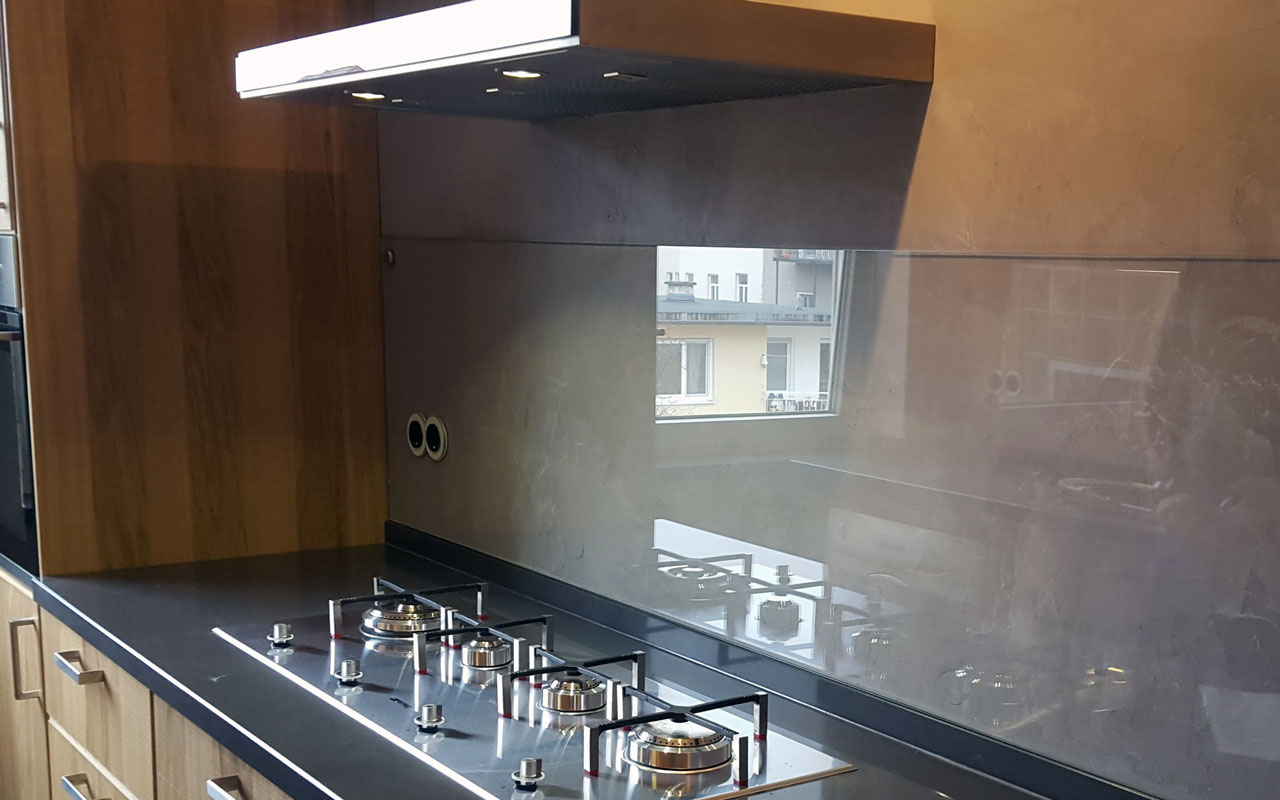Fr Ihre Kche Glaselemente von Glas Winkler aus Mnchen