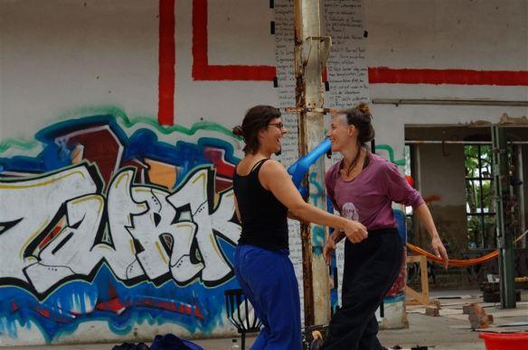 "Festival STADTTFINDEN - Projekt ""Make the CI-TY"" (Foto (c) Josephine Bock)"
