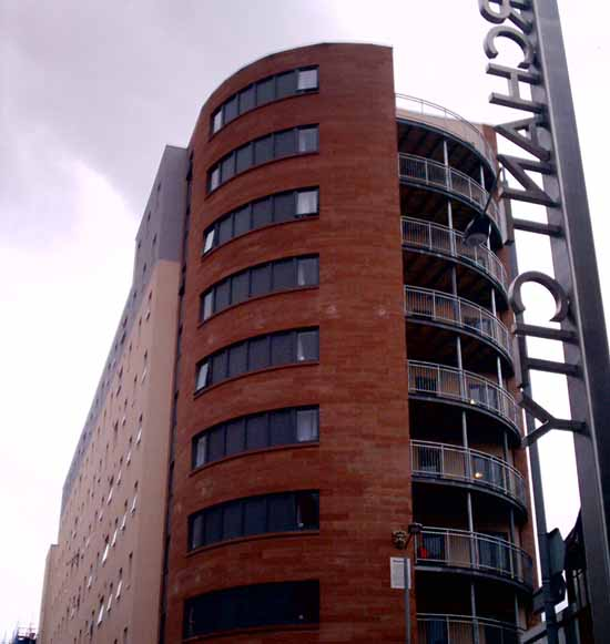 Glasgow Apartments: Merchant City Apartments
