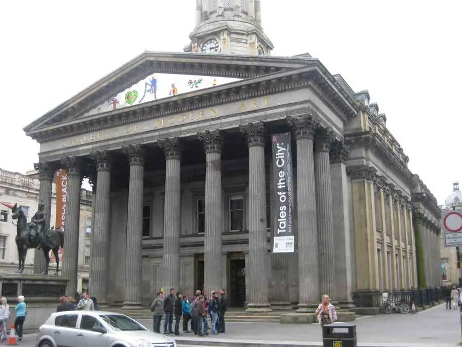 Goma Glasgow Building Glasgowarchitecture