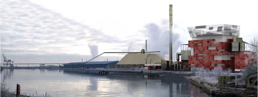 Forth Energy Biomass Project: Scottish Renewable Energy