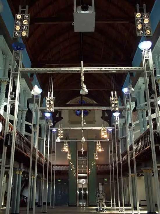 Gilbert Scott Building University Of Glasgow Room