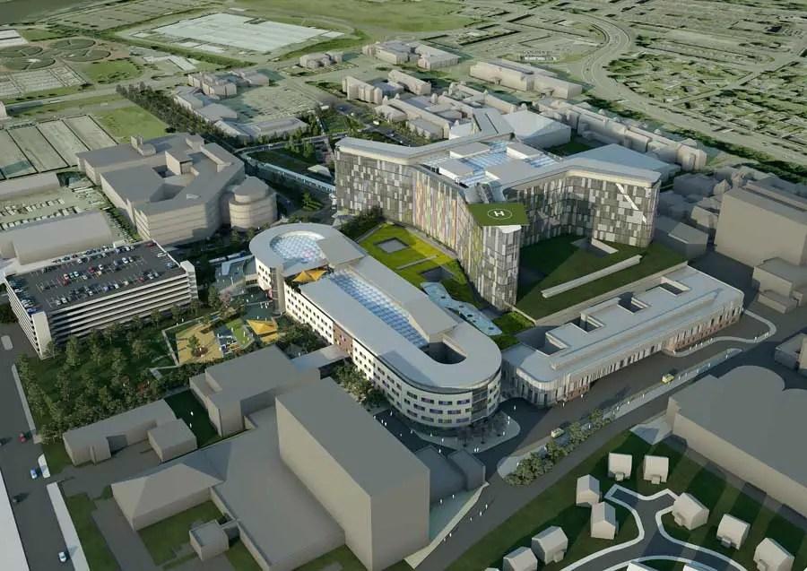 hospital architecture literature study pdf