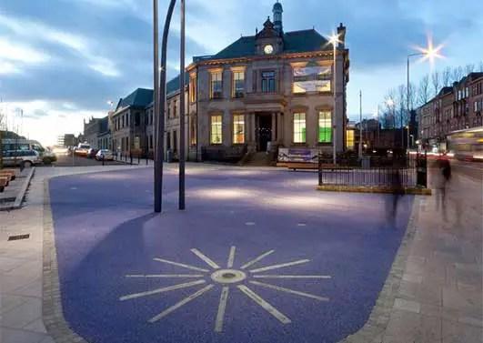 Gairbraid Avenue Public Realm Glasgow