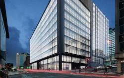 Bothwell Exchange Glasgow offices