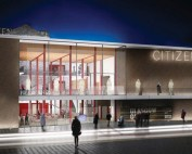 Citizens Theatre Glasgow expansion