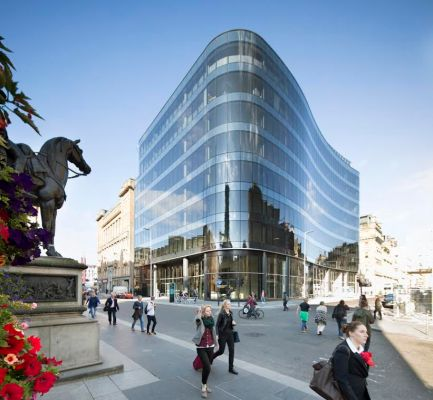 CONNECT110NS, 110 Queen Street, Glasgow