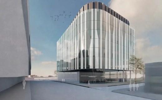Glasgow Skypark expansion