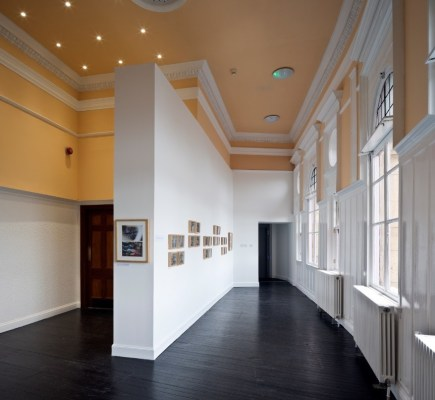 Glasgow Women's Library interior