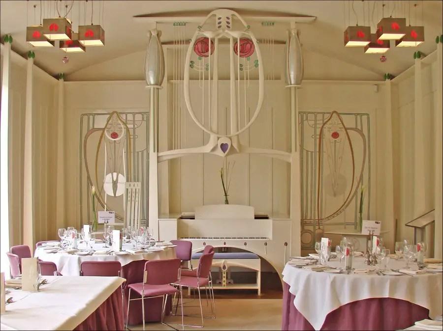 glasgow s hidden art nouveau interiors glasgow architecture