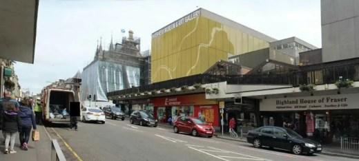 Inverness Museum building