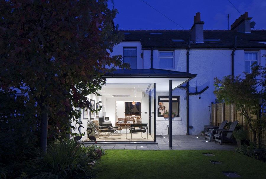 Helensburgh Drive House Extension Jordanhill Property