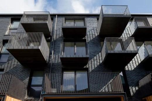 New Social Housing at Laurieston