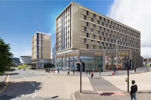 SECC Hotel and Apartment in Glasgow