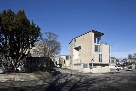 West Burn Lane housing