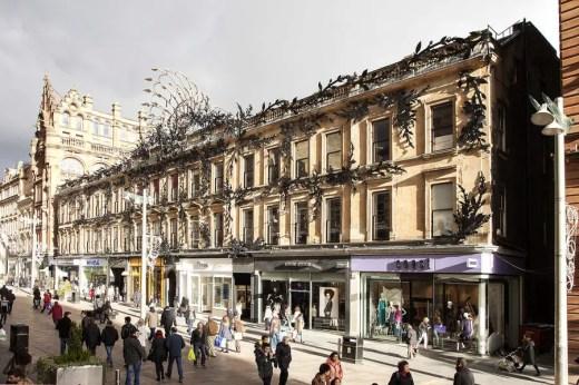 Princes Square Shopping Centre