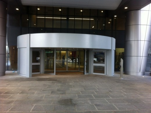 New Southern General Hospital Glasgow entry