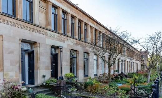1-10 Moray Place Glasgow: Greek Thomson House Strathbungo