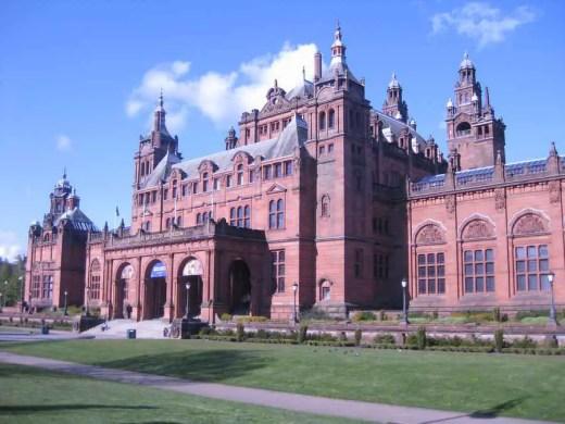 Kelvingrove Glasgow Museum