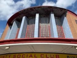 Former Lyceum Cinema Govan building