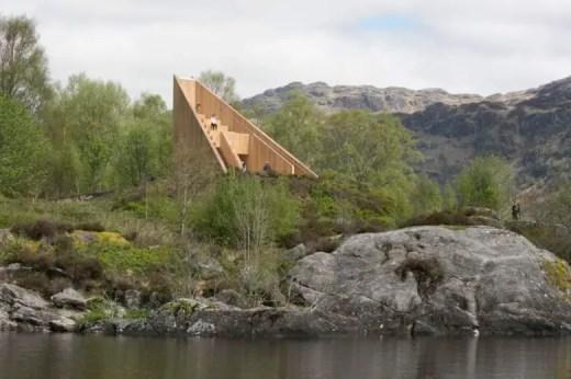 Scottish Scenic Routes Loch Lomond design