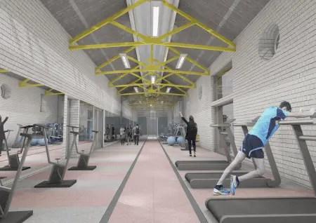 Govanhill Baths Glasgow proposal