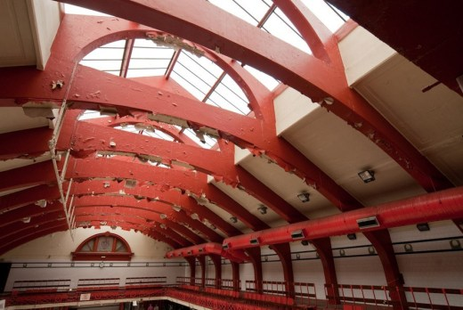 Govanhill Baths Glasgow building