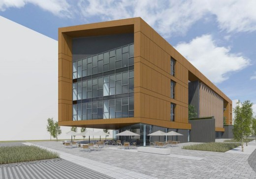 Shawfield Building Glyde Gateway